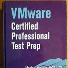 Libros de segunda mano: VMWARE CERTIFIED PROFESSIONAL TEST PREP / EN INGLÉS / MERLE ILGENFRITZ / EDI. CRC PRESS / 1ª EDICIÓN. Lote 119567823