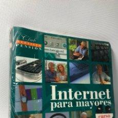 Libros de segunda mano: INTERNET PARA MAYORES · CURSO BASICO ·. Lote 119884551