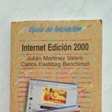 Libros de segunda mano: INTERNET EDICIÓN 2000. Lote 120161144
