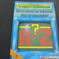 Libri di seconda mano: EVEREST- EL MUNDO DE LOS ORDENADORES*** DICCIONARIO BASICO DEL ORDENADOR- 1986 ***-N. Lote 120179011