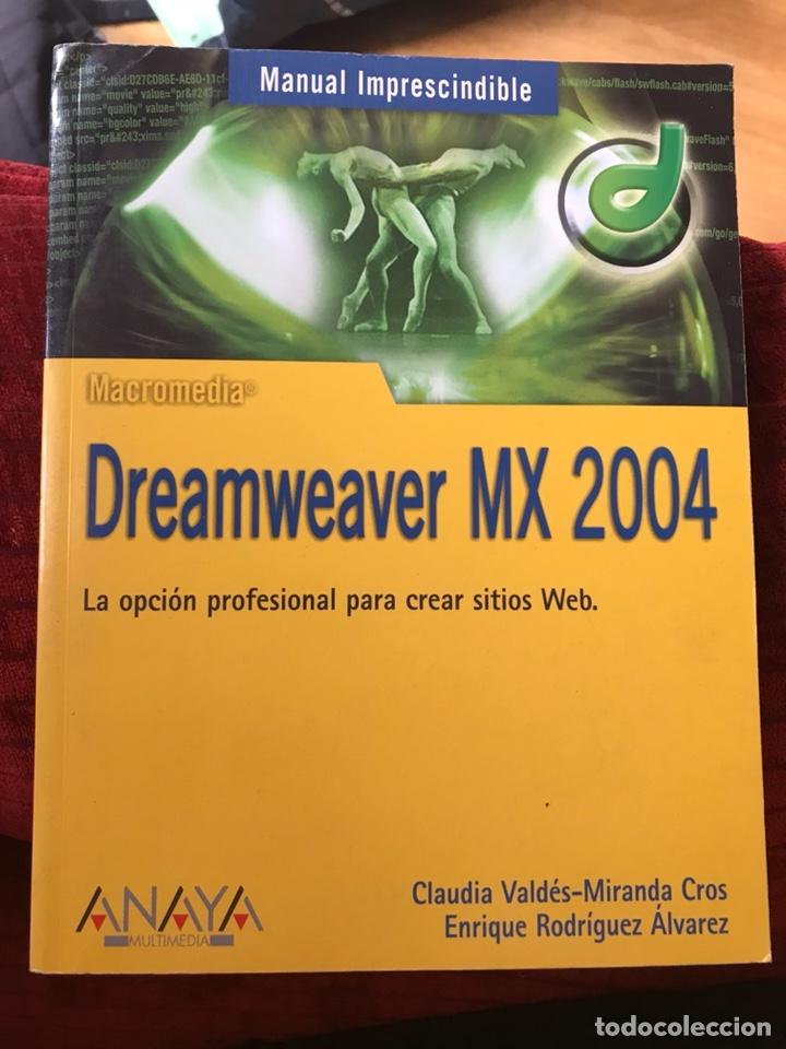 DREAMWEAVER MX 2004 (Libros de Segunda Mano - Informática)