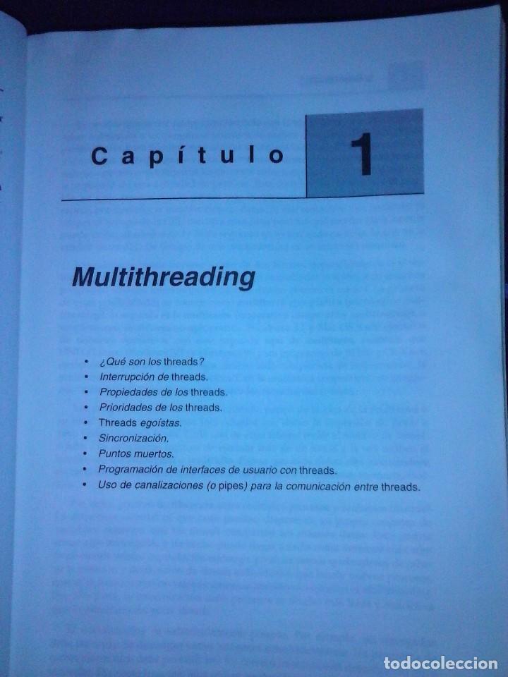 Libros de segunda mano: JAVA 2 VOL II. CARACTERISTICAS AVANZADAS CAY S. HORSTMANN & GARY CORNELL - Foto 9 - 120922627