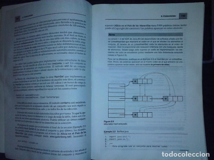 Libros de segunda mano: JAVA 2 VOL II. CARACTERISTICAS AVANZADAS CAY S. HORSTMANN & GARY CORNELL - Foto 11 - 120922627