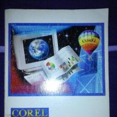 Libros de segunda mano: COREL QUATTRO PRO 6. PARA WINDOWS 95.. Lote 120923603