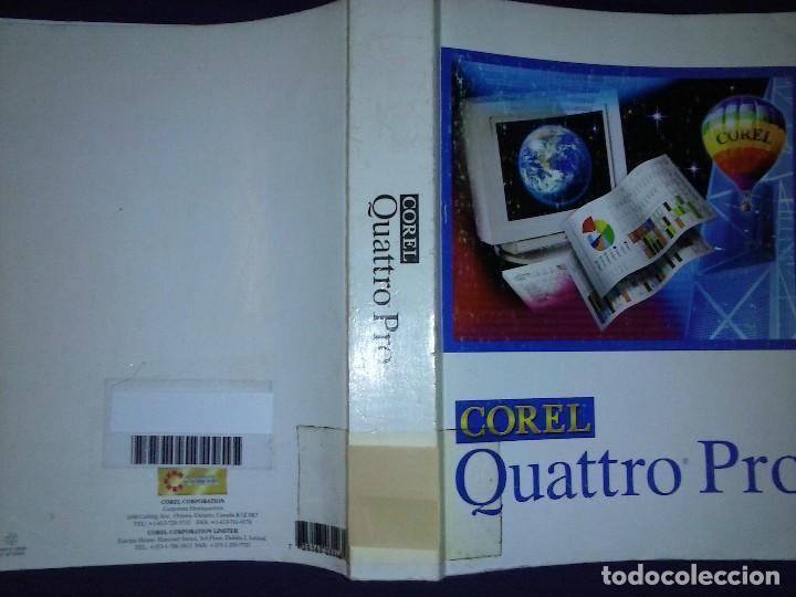 Libros de segunda mano: Corel Quattro Pro 6. Para Windows 95. - Foto 2 - 120923603