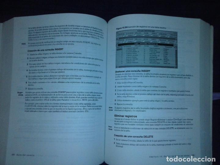 Libros de segunda mano: Corel Quattro Pro 6. Para Windows 95. - Foto 15 - 120923603
