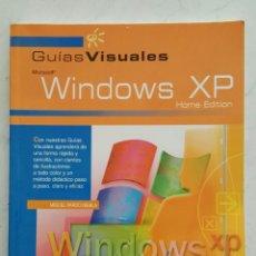 Libros de segunda mano: GUÍAS VISUALES MICROSOFT WINDOWS XP. Lote 121583786