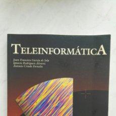 Libros de segunda mano: TELEINFORMATICA INFORMÁTICA DE GESTIÓN ALHAMBRA LONGMAN. Lote 121848998