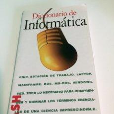 Libros de segunda mano: DICCIONARIO DE INFORMÁTICA - ACENTO EDITORIAL - EQUIPO DOS - 1995. Lote 122252086