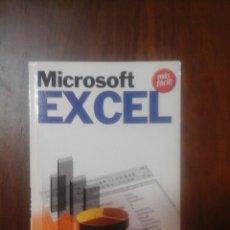 Libros de segunda mano: MICROSOFT EXCEL. Lote 123366283