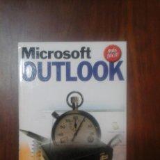 Libros de segunda mano: MICROSOFT OUTLOOK. Lote 123366763