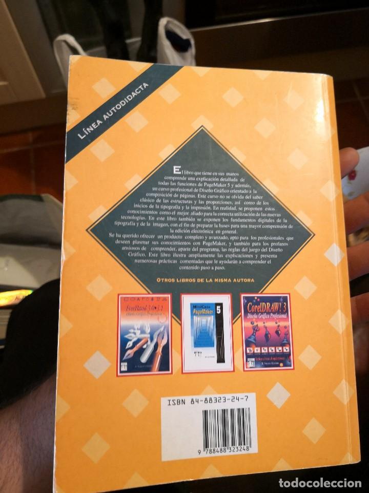Libros de segunda mano: PAGEMAKER 5. CURSO DE EDICION PROFESIONAL. MACINTOSH Y WINDOWS. A-INFOR-119 - Foto 2 - 124258487