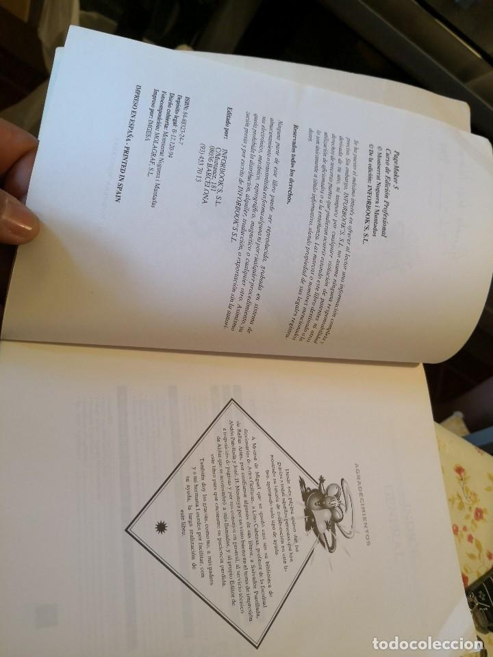 Libros de segunda mano: PAGEMAKER 5. CURSO DE EDICION PROFESIONAL. MACINTOSH Y WINDOWS. A-INFOR-119 - Foto 3 - 124258487