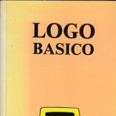 Libros de segunda mano: AA. VV. MANUALES PRÁCTICOS DE INFORMÁTICA. LOGO BÁSICO. EDICIONES UNIVERSIDAD Y CULTURA, MADRID 1990. Lote 125423407