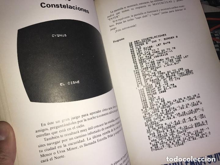 Libros de segunda mano: ANTIGUO LIBRO 40 JUEGOS EDUCATIVOS SPECTRUM - Foto 2 - 126251883