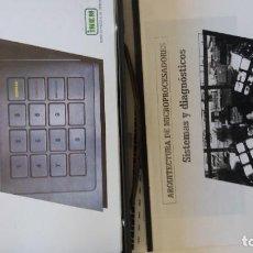 Libros de segunda mano: CURSO ELECTRONICA DIGITAL Y MICROPROCESADORES 1994. Lote 126770615