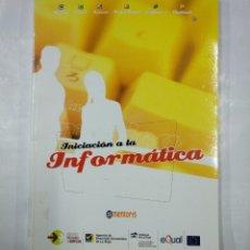 Libros de segunda mano: INICIACION A LA INFORMATICA. MARIA BELEN GARCIA MERINO. SERVICIO RIOJANO DE EMPLEO. TDK97. Lote 126858907