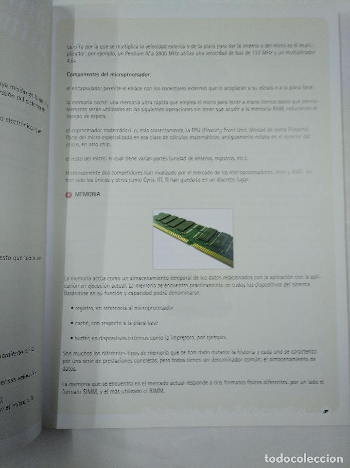 Libros de segunda mano: INICIACION A LA INFORMATICA. MARIA BELEN GARCIA MERINO. SERVICIO RIOJANO DE EMPLEO. TDK97 - Foto 2 - 126858907