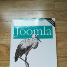 Libros de segunda mano: LIBRO JOOMLA - ANAYA - O'REILLY - 2010. Lote 128284255