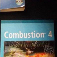 Libros de segunda mano: COMBUSTION 4.0 ED ANAYA CON CD INCLUIDO (SIN USO, NUEVO). Lote 129023367
