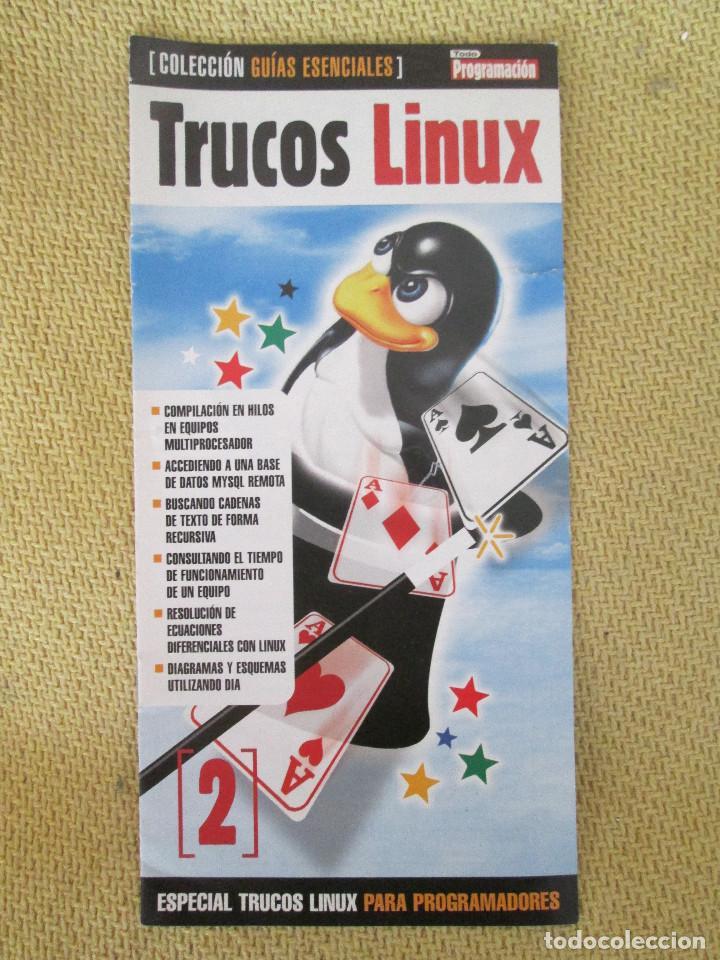 TRUCOS LINUX (Libros de Segunda Mano - Informática)