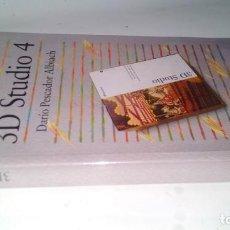 Libros de segunda mano: GUIA PRACTICA /3D STUDIO 4/ANAYA/YO1. Lote 130955980