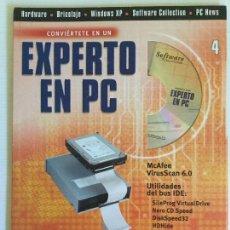 Libros de segunda mano: EXPERTO EN PC – FASCÍCULO 4 - MULTIMEDIA EDICIONES. Lote 131125456