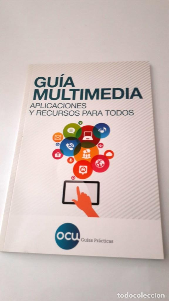 GUÍA MULTIMEDIA - GUÍAS PRÁCTICAS OCU - 2016 (Libros de Segunda Mano - Informática)