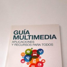 Libros de segunda mano: GUÍA MULTIMEDIA - GUÍAS PRÁCTICAS OCU - 2016. Lote 133822670