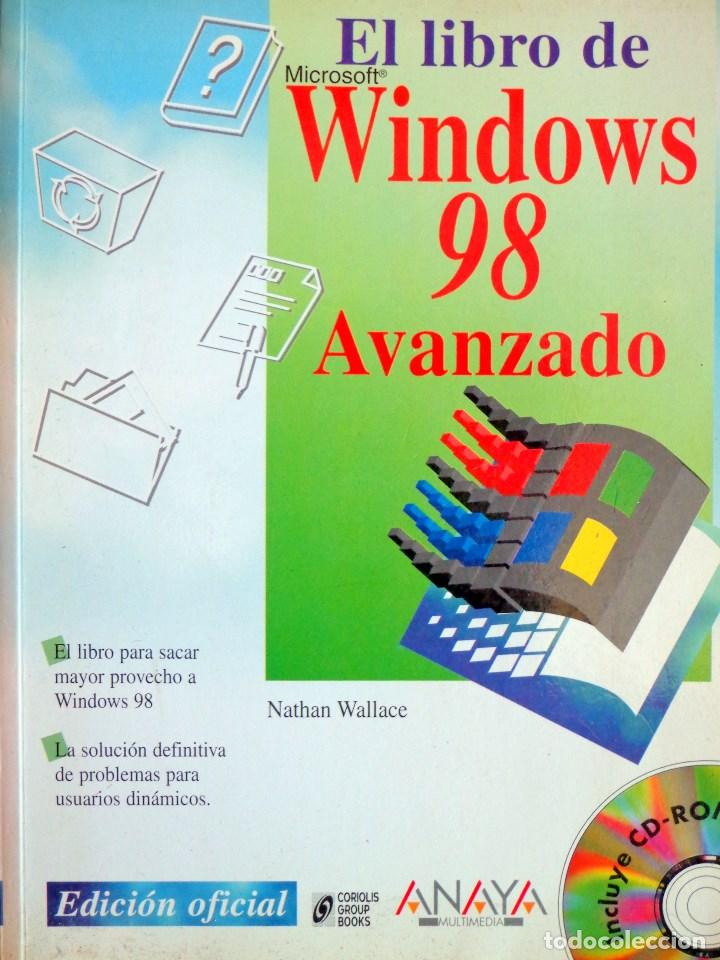 WINDOWS 98 AVANZADO  NATHAN WALLACE, 1999, 598 p