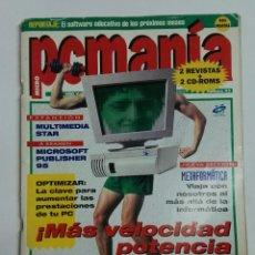 Libros de segunda mano: MICRO PC MANÍA N° 43. Lote 134119869