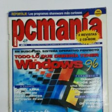 Libros de segunda mano: MICRO PC MANÍA N° 42. Lote 134119981