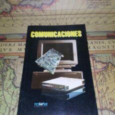 Libros de segunda mano: COMUNICACIONES- TOWER COMMUNICATIONS S.R.L.-1995. Lote 135845298