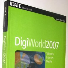 Libros de segunda mano: DIGIWORLD2007 - THE DIGITAL WORLD´S CHALLENGES - EN INGLES *. Lote 136802310