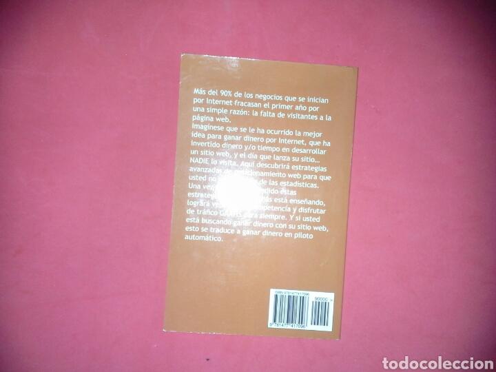 Libros de segunda mano: 'SEO revelado: Cómo alcanzar la página #1 de Google en 90 dias o menos' de Juan Schukin - Foto 2 - 139057625
