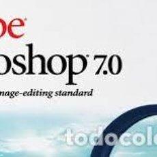 Libros de segunda mano: MANUAL PHOTOSHOP 7.0. Lote 139518158