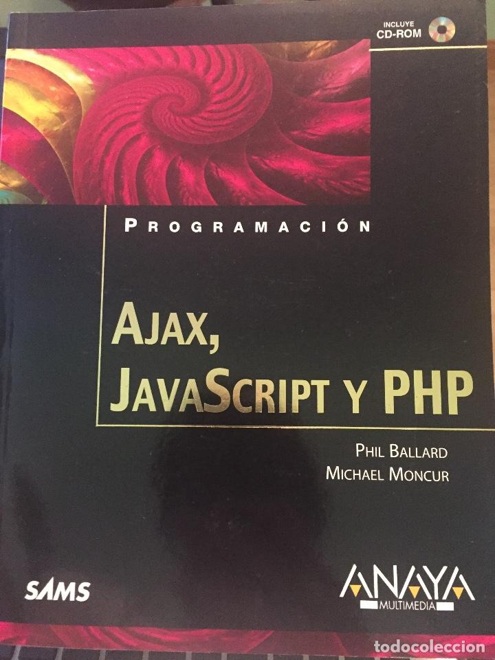 Ajax Php Book