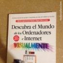 Libros de segunda mano: DESCUBRA EL MUNDO DE LOS ORDENADORES E INTERNET VISUALMENTE (READER'S DIGEST SELECCIONES). Lote 139776698