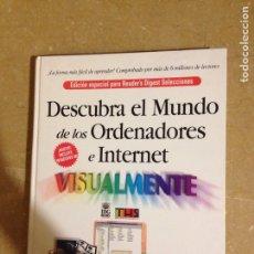 Libros de segunda mano - Descubra el mundo de los ordenadores e Internet visualmente (Reader's Digest Selecciones) - 139776698