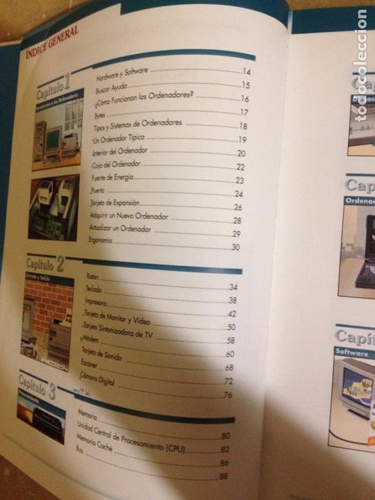 Libros de segunda mano: Descubra el mundo de los ordenadores e Internet visualmente (Reader's Digest Selecciones) - Foto 3 - 139776698