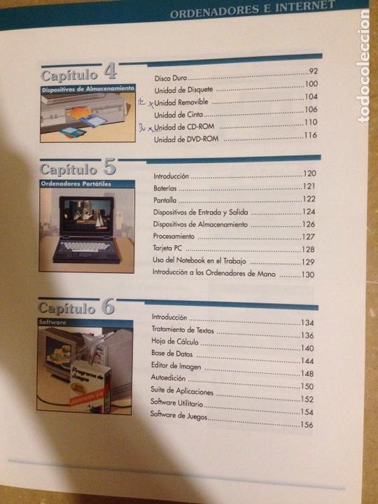 Libros de segunda mano: Descubra el mundo de los ordenadores e Internet visualmente (Readers Digest Selecciones) - Foto 4 - 139776698