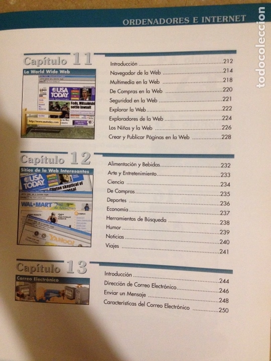 Libros de segunda mano: Descubra el mundo de los ordenadores e Internet visualmente (Readers Digest Selecciones) - Foto 6 - 139776698