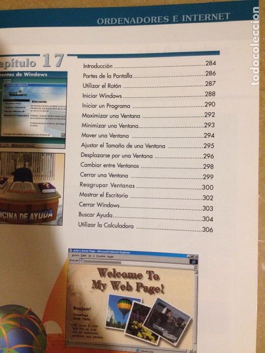 Libros de segunda mano: Descubra el mundo de los ordenadores e Internet visualmente (Readers Digest Selecciones) - Foto 8 - 139776698