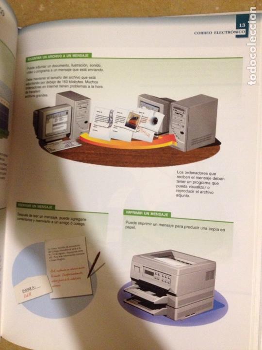 Libros de segunda mano: Descubra el mundo de los ordenadores e Internet visualmente (Readers Digest Selecciones) - Foto 10 - 139776698