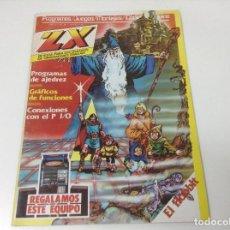 Libros de segunda mano: REVISTA ZX ORDENADORES SINCLAIR Nº14 . ENERO 1985. Lote 140179870