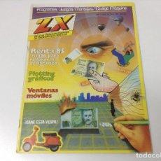 Libros de segunda mano: REVISTA ZX ORDENADORES SINCLAIR Nº18 . MAYO 1985. Lote 140180078