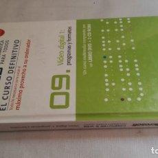 Libros de segunda mano: COMPUTER WEB EL CURSO DEFINITIVO NUEVO PRECINTADO. Lote 141500902