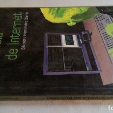 Libros de segunda mano: EL CENTINELA DE INTERNET-SILVESTRE HERNÁNDEZ CARNÉ-EGIDO EDITORIAL-. Lote 141501678