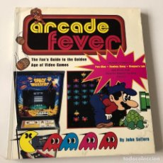 Libros de segunda mano: LIBRO ARCADE FEVER - THE FANS GUIDE TO THE GOLDEN AGE OF VIDEO GAMES RETRO GAMER. Lote 142300766