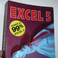 Libros de segunda mano - Excel 5 - Susana Linares (Editorial Paraninfo, 1994) - 142786270